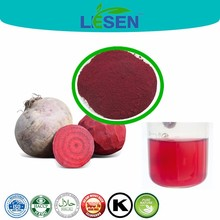 100% Water Soluble Red Beet Juice Concentrate Powder