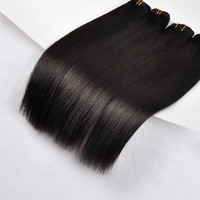 Factory Price Top Grade Virgin Cheap Wholesale Human Hair Higher Quality Cuticle Remy Virgin Hair Malaysian Human Wholesale