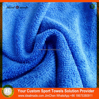 Superior Quality Microfiber Lightweight Unique Design GymTowel With Pocket