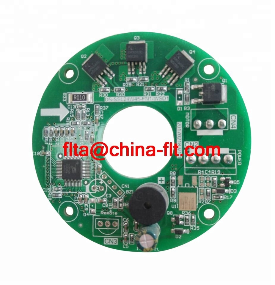 2018 Promotion 45W Pakistan 12V DC Fan Controller <strong>PCB</strong>