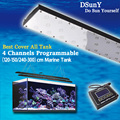2016 New Design programmable 360W 48inch led aquarium lighting 1200mm led grow lighting