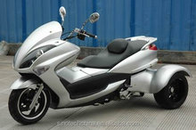 Chinese factory supplier Majesty 200CC EEC three wheel motorcycle