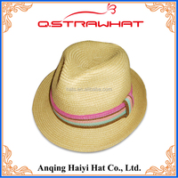 Wholesales HYSH75 sun knit bucket fedora hat