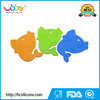 Chinese Good Luck Fish Shape Silicone