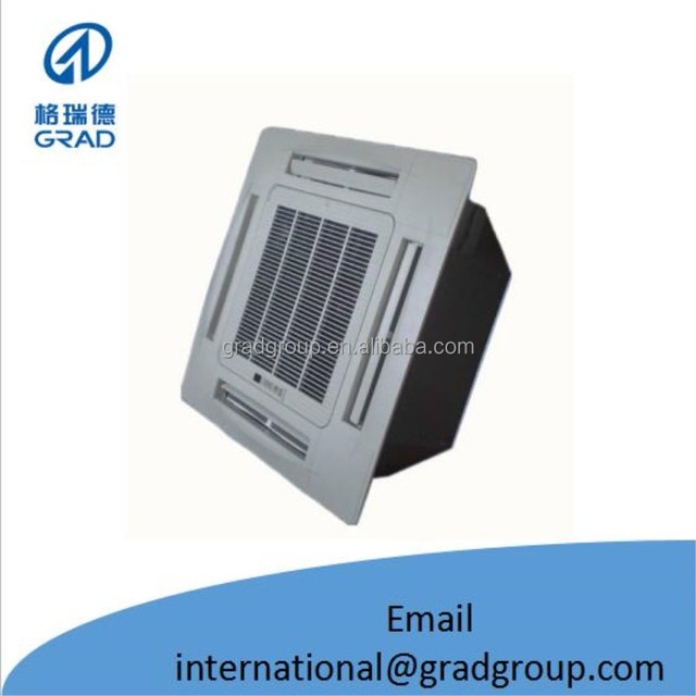 New panel ceiling cassette type air conditioner