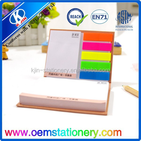 Custom cheap printed logo Truck Shaped Die Cut Notepad/ Car shaped memo pad/ self-adhesive notes