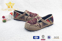 2015 new design china canvas espadrilles shoes