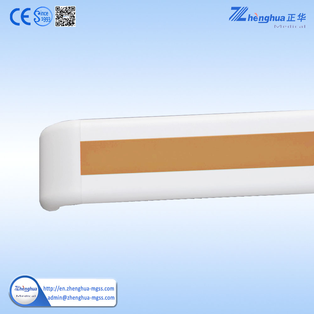 Hospital cheapest medical pvc stair handrail plastic cover for sale
