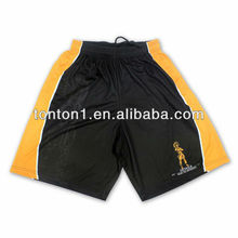 wholesale black basketball shorts