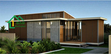 Economic Wooden light steel villa/prefabricated living house,office/shop/dormitory