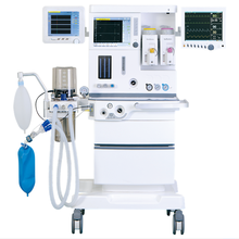 S6100PLUS superstar mobile anesthesia machine with ventilator price