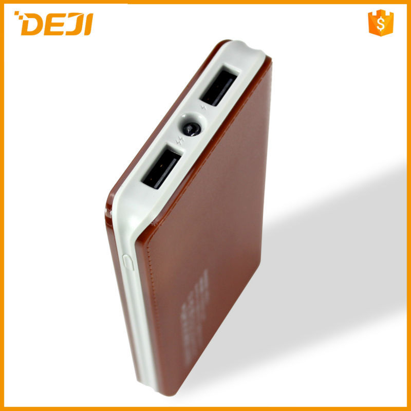 consumer electronic for mobile phone portable power bank 5000 for iphone 6