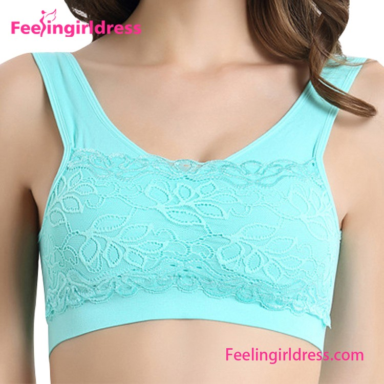Wholesale Nude Front Button Workout Yoga Sports Bra
