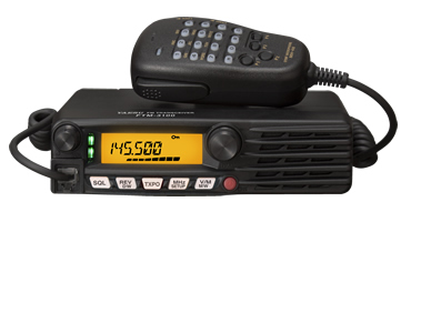 high output power FTM-3100R mobile transceiver with 65 Watts