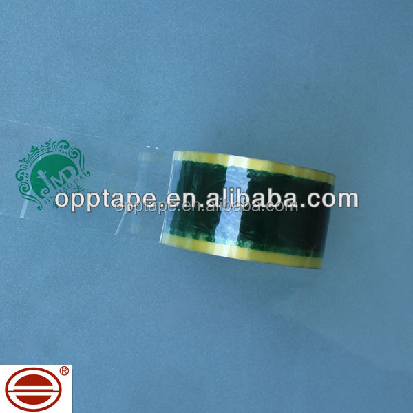 "custom security First quality 2"" Made in china bopp adhesive packing tape string tape"