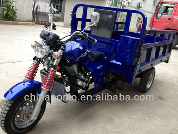 200CC 3 wheel motorcycle new design