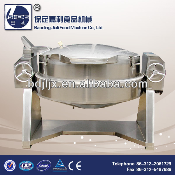 Seafood cooking equipment