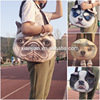 Aimigou wholesale china cute ladies dog cat face bag coin purse