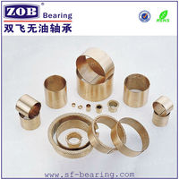 FB090 wrapped bronze bearing