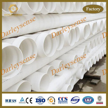 Best Price and Quality 7 inch Diameter PVC Pipe White Plastic Tube with Certificate