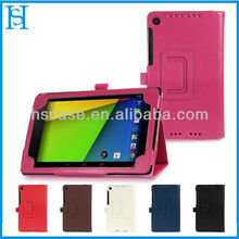7'' inch tablet cover for google nexus 7 2013 case 2nd