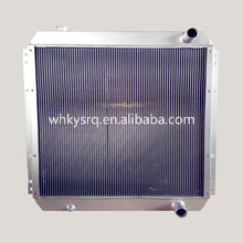 Auto radiator for EX200-5 excavator