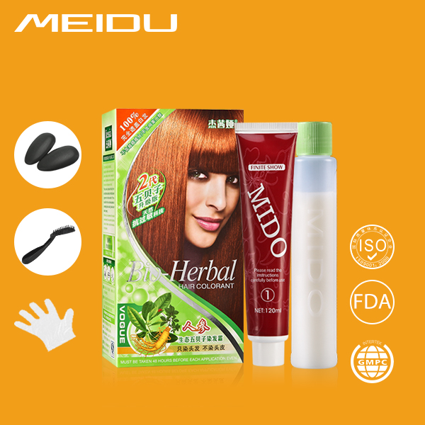 Guangzhou FDA GMPC ISO Manufacturer Privatel Label Best Natural Henna Hair Color Wholesale Price