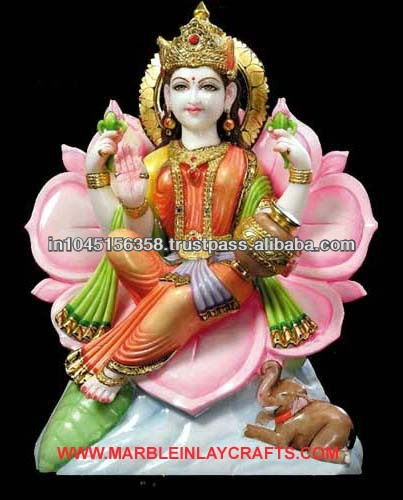 Beautiful Laxmi Statue