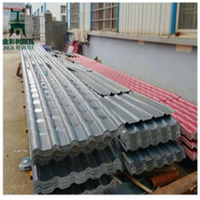 Plastic Spanish Synthetic Roof Tile Sheet/Transparent Corrugated Roof Tile
