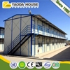Cheap Oman Labour Camp Accommodation House Project Mobile Steel Structure Prefabricated Ready Made House In India