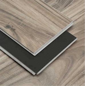 Wholesale 4mm Rigid click vinyl 5mm pvc flooring with ixpe foam