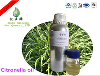 Natural Lemon Grass Ingredient Bulk Citronella Oil Lamp And Candle With Factory Price