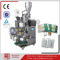 MD168 Two bags Tea Packing machine