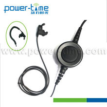 Two-way Radio Security Guard Bone Conduction Headset for Yaesu Vertex two way radio VX-418/400/410/420/428/429/450/354.