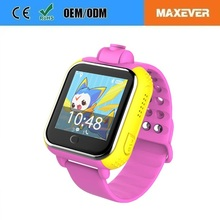 Children Best Companion Rotatable Camera GPS 3G Kids Smart Watch