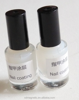 good quality nail coating for flower printer/nail coating/nail precoating