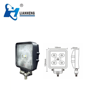 15W auto excavator part LED work light LH-194