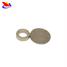permanent axially magnetized ring magnets strong thin neodymium magnet force ring magnet
