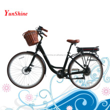 Poodle,eec electric bike bicycle imported from china