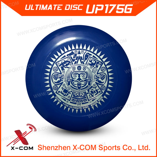 X-COM Standard Official Size and Weight 175 gram Ultimate Flying Discs