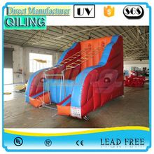 2017 Guangzhou Sports Games Arena inflatable ladder climb game for child