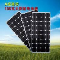 High quality and efficiency pv solar panel price 30w solar panel 12v solar panel wholesale