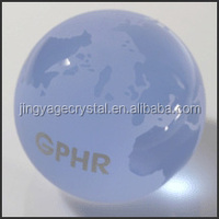 2014 hot sell crystal ball decoration