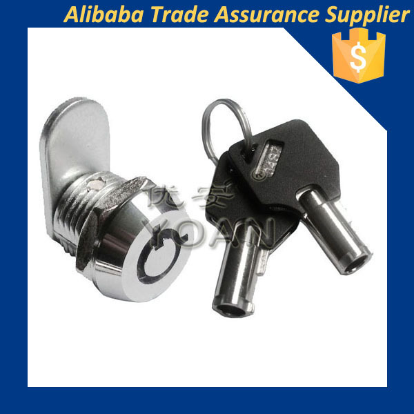 High security mini cabinet cam lock 2701