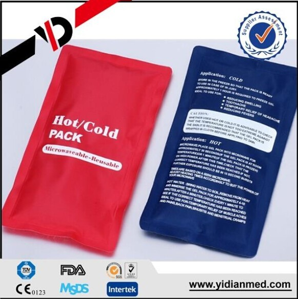 Special design nylon hot cold pack