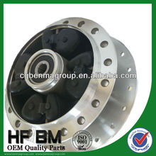 MIO rear wheel hub for mtorcycle,wheel hub factory in China,aluminum alloy with top quality