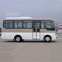 RHD Electric Mini Bus model HK6669K for Sale