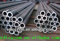 Supply GB/T17396 seamless steel tubes for hydraulic pillar