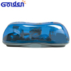 Code 3 Halogen rotating red warning beacon mini lightbar for security vehicle