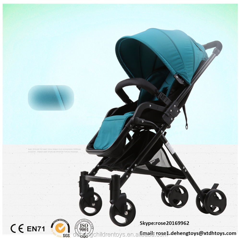 New model baby stroller for twins from china